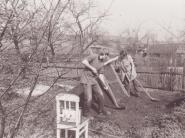 Garten 1971