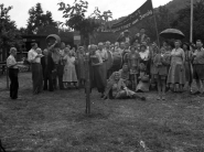 Helfernachmittag 1954
